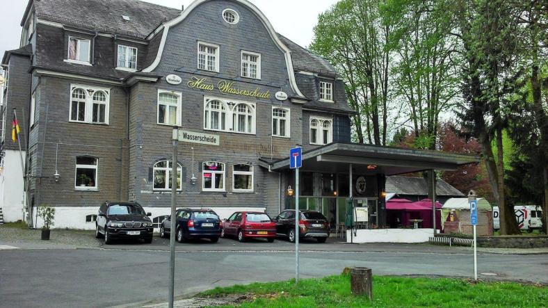 Hotel Haus Wasserscheide - lånad bild från hemsida.